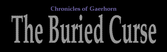 The Buried Curse - RPG.XLS title
